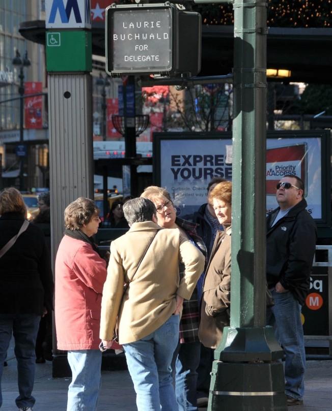 Campaign Pedestrian