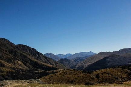 Another view of The Remarkables